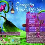 CARTEL CAMPAÑA VERÁN 2016